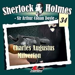 Charles Augustus Milverton (Sherlock Holmes 34)