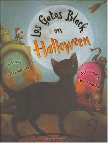 Los Gatos Black on Halloween by Marisa Montes (2006-08-22) -
