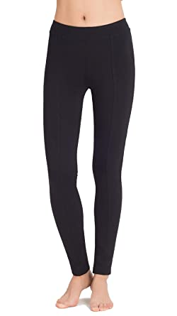 48626d306b71a Les umes Women's Thick Thermal Fleece Tall Leggings Trousers UK 8-10/Lable  Size