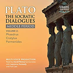 The Socratic Dialogues Middle Period, Volume 2