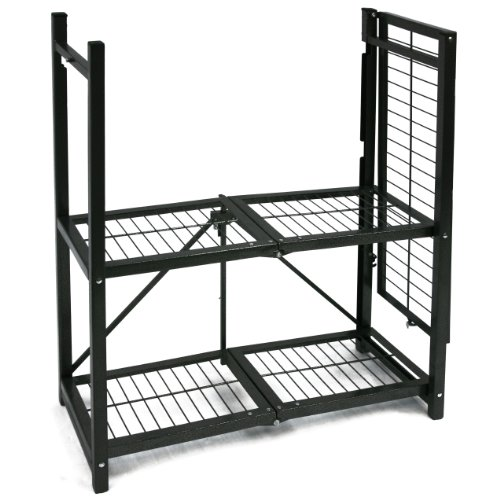 Origami R3-01 General Purpose 3-Shelf Steel Collapsable Storage Rack, Small by Origami (Image #4)