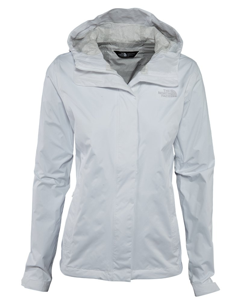 The North Face Womens Venture 2 Jacket(Medium,TNF White)