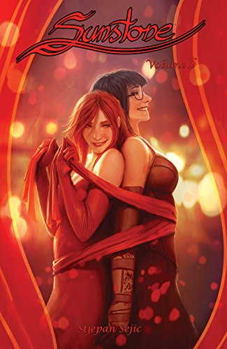 SUNSTONE COMIC ESPAÑOL AMAZON