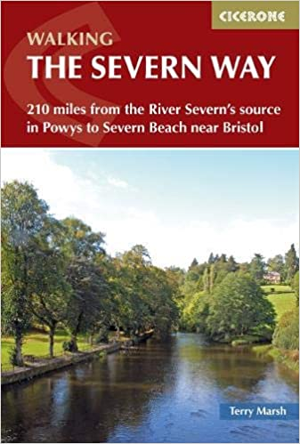 The Severn Way guidebook (Cicerone)