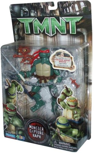 Amazon.com: Teenage Mutant Ninja Turtles Monster Capture ...