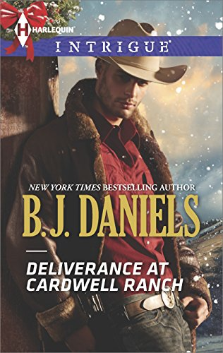 Deliverance at Cardwell Ranch (Cardwell Cousins Book 4)