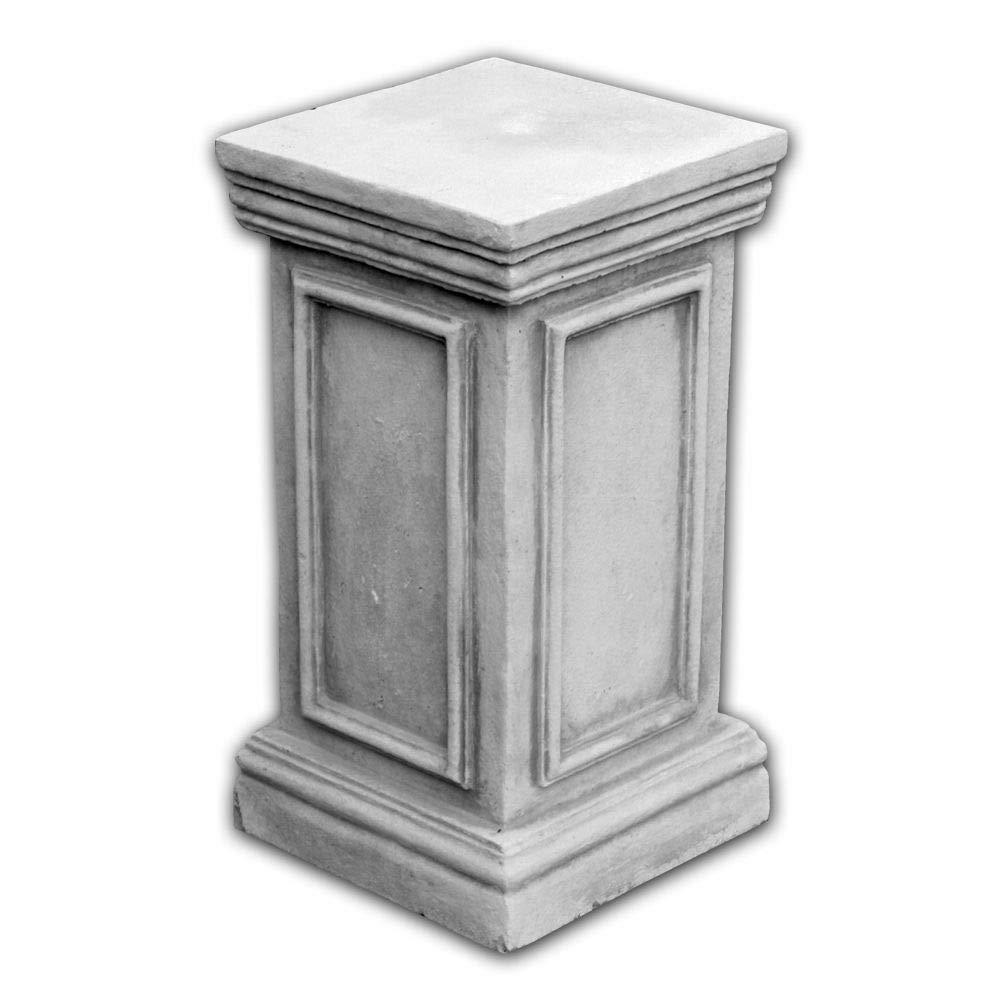 risposta prima volta Herrlicher attacco piedistallo per Statue o o o fioriera in pietra guss. resistente al gelo  forma unica