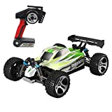 Yezijin Remote Control Car, Wltoys A959B Upgraded 540 Brush Motor High Speed 70km/h 1:18 4D 2.4G RC Car