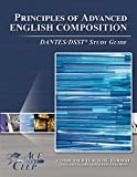 img - for Principles of Advanced English COMPOSITION DANTES/DSST* Study Guide book / textbook / text book