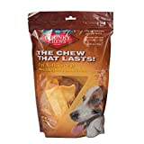 Chunky Chews Tri-Flavor Chips for Dogs (2'' x 6'') - 16 ounce