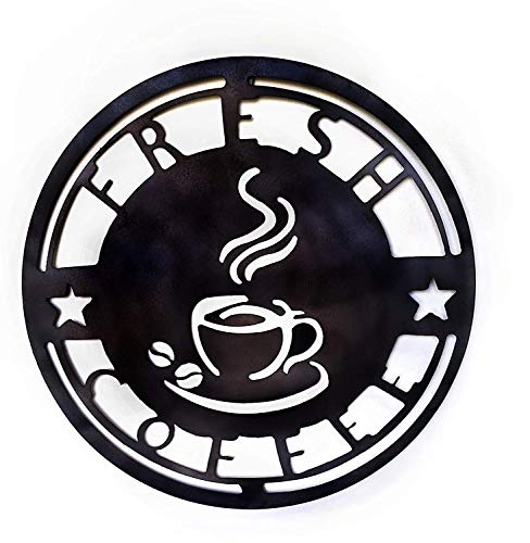 coffee sign black - 4