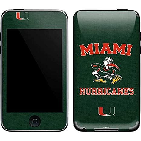 Amazon.com: University of Miami iPod Touch (2nd & 3rd Gen ...