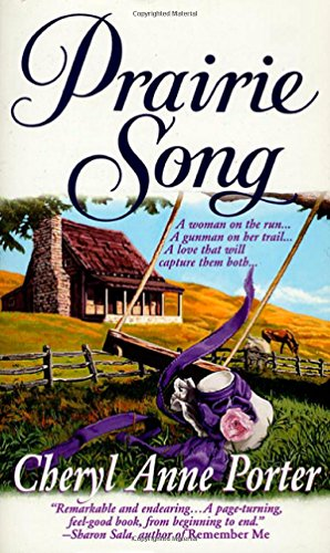book cover of Prairie Song