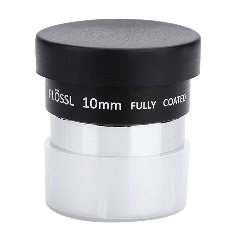 Acouto 1.25' Plossl 10mm Fully Multi-Coated Eyepiece for Astronomy Telescope