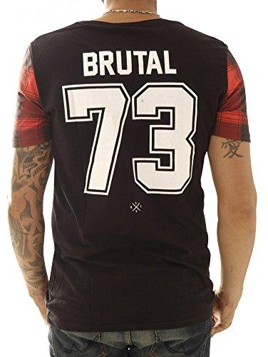 Shoppen Sie Kultivate Shirts T-Shirts Ts Brutal-Black Usp1501030210-01 auf  Amazon.de:T-Shirts