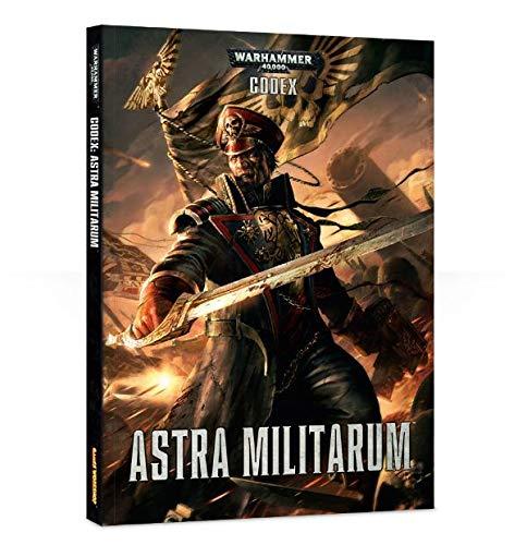 Thing need consider when find warhammer 40k astra militarum codex?