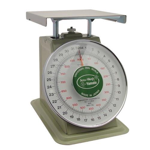 Yamato M28PK Kitchen Scale 32oz x 1/8oz 8'' dial NEW 51140 by Yamato