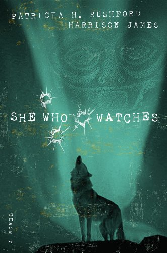 She Who Watches (The McAllister Files Book 4)