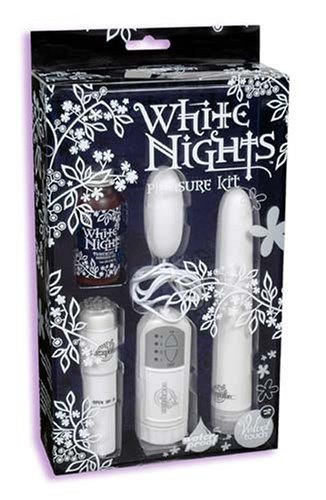 Doc Johnson Blanc Nights Kit de plaisance