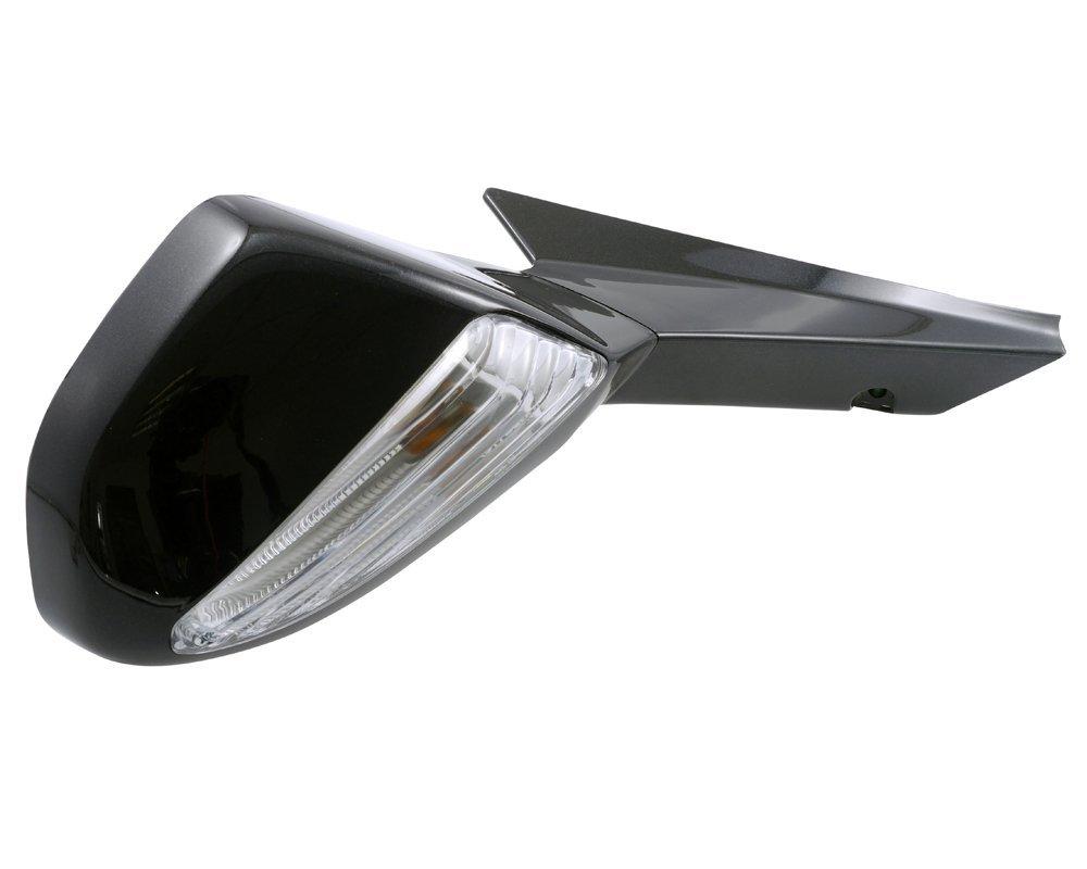 R/étroviseur compatible avec Piaggio X9 Evolution avec clignotant