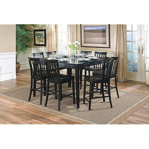 8 Seat Square Dining Table: Amazon.com
