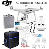 DJI Phantom 4 PRO Quadcopter Starters On-The-Go Bundle