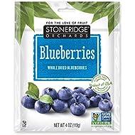 Stoneridge Orchards Whole Dried Blueberries 4 oz (6 Pack)