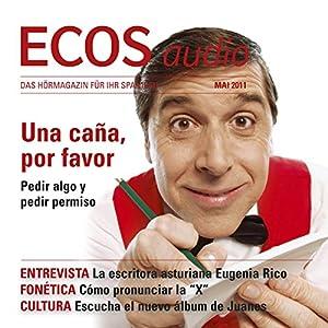 ECOS audio - Pedir algo y pedir permiso. 5/2011 Hörbuch