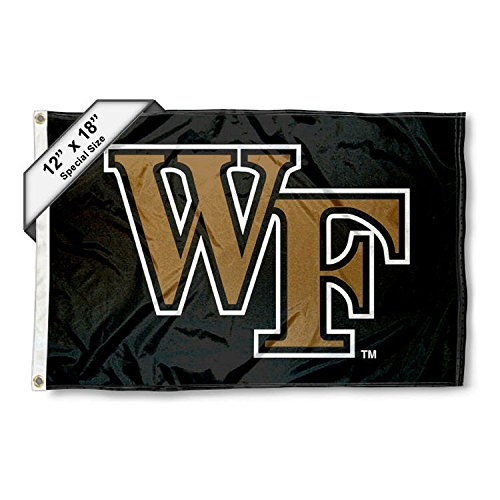 Wake Forest Golf Cart and Boat Flag (Forest Wake Mini)