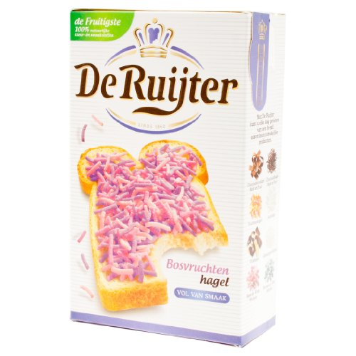 De Ruijter Bosvruchten Hagel Forest Fruit Sprinkles 11 ounces