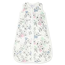 aden + anais Silky Soft Sleeping Bag, Meadowlark- Medium