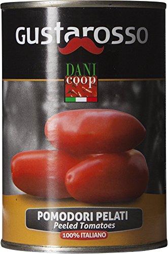 100% Italian Tomatoes Gustarosso DANIcoop - Campania, Italy - 14.1 -