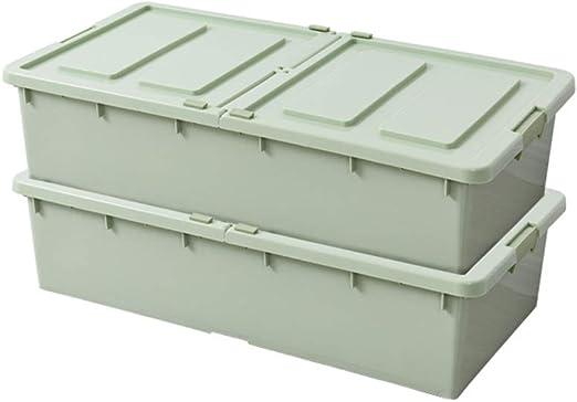 Administrador de escritorio Caja de almacenamiento de la cama Caja ...