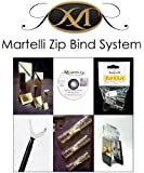 Martelli Zip Bind System Clips Miters Guns Sewing Quilting