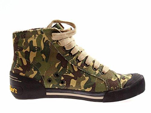 Skechers High-Top Sneaker Camo W La Vida-Favorites Canvas Knöchelschuhe