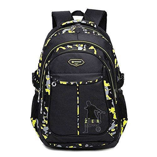 Boys School Backpack Elementary Middle