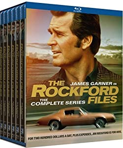 Rockford Files, The - The Complete Series - Blu-ray by Mill Creek Entertainment