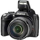 """Pentax 27075279766 - Cámara compacta (pantalla de 3"""", estabilizador ), negro"""