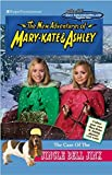download ebook the case of the jingle bell jinx (the new adventures of mary-kate & ashley, no. 26) pdf epub