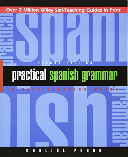 Spanish Textbook For Self Study