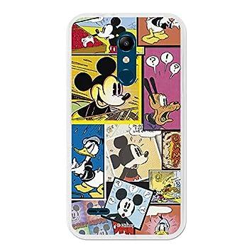 La Casa de Las Carcasas Carcasa Oficial Disney Mickey, Comic ...