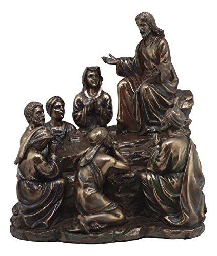 - Ebros Sermon On The Mount Statue 9
