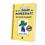 capa de Diário de um zumbi do Minecraft 7