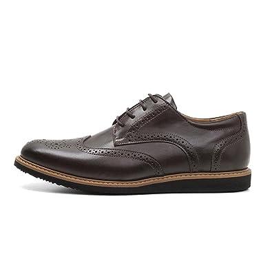 Men's Vegan William Oxford-Vegan Leather