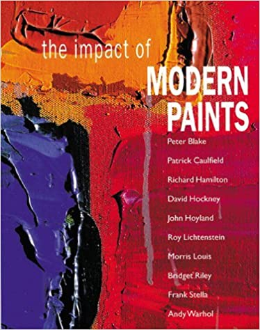 Book Impact of Modern Paints by Jo Crook (2000-01-01)