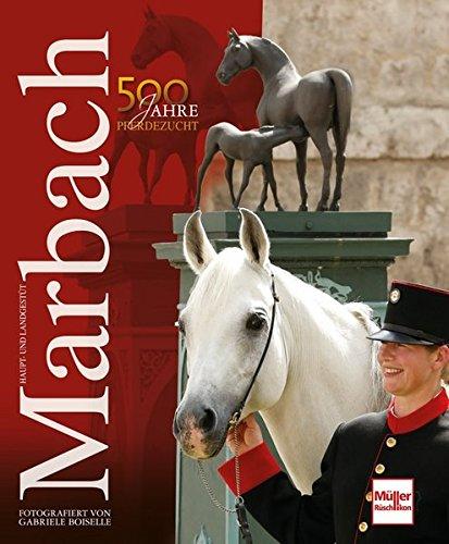 Haupt- und Landgestüt Marbach: 500 Jahre Pferdezucht