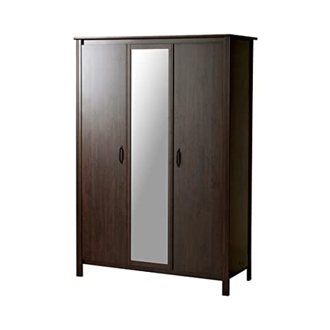Amazon.com: BRUSALI Home recámara wardrobeswardrobe con 3 ...