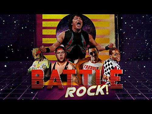 BATTLE ROCK feat. UK Superstar GRADO & Super Crazy (Feat Card)