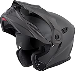 The EXO-AT950 can be used as a full face ADV helmet with external peak visor attached, or the peak visor can be removed and you have anaerodynamic touring helmet. Our oversized eye port is extremely wide for greater peripheral vision and dow...