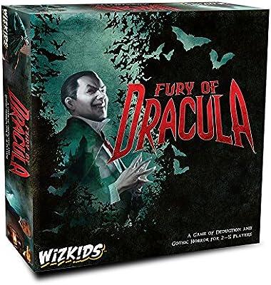 WizKids- Furia de Drácula 4ª edición, Multicolor, Estándar (73459) , color/modelo surtido: Amazon.es: Juguetes y juegos
